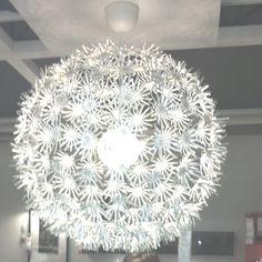 White paper flower pendant light white paper and flower mightylinksfo