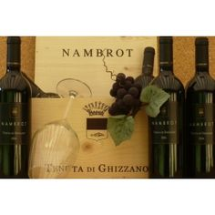 """""""Tenuta di Ghizzano"""" NAMBROT 2006 - IGT Tuscany Red Wineproduced with grapes from organic agriculture"""