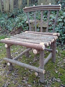 13A660 - Willow Chair, Stool, or Bench