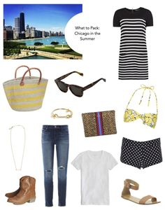 What to Pack: Chicago in the Summer