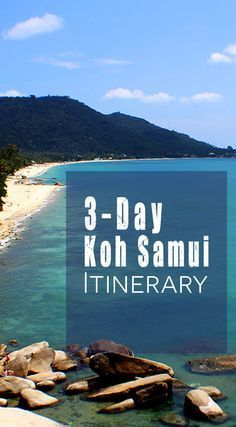 DIY Koh Samui Island Tour and a 3-day Itinerary for your time in tropical bliss.  After living on Koh Samui for 6 months, we realized when our friends visited we would tour them (by motorbike) along the same route as the tour groups, so we put together our DIY Koh Samui Island tour including stops at the Secret Buddha Garden, Mummy Monk, Big Buddha, Nathon Shopping, Koh Samui middle road and more! Includes google map to download offline to your phone.