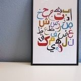 Whether your child's first language isn't English, he or she is learning another language or you'd just like to include a nod to another country in your decor, here are ten foreign-language alphabet prints to share.