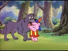Os Ursinhos Gummi - Vai embora lobinho