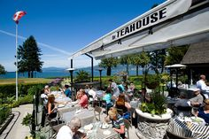 5 Best Vancouver Restaurants with a Great View: The Teahouse in Stanley Park