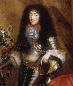 1677- Philippe I, Duke of Orléans, shows great bravery & secures a significant victory over William III of England in a battle at Cassel. Not willing to have anyone outshine him, Louis XIV of France recalls his brother from the battlefield for good. Instead, the Duke will pour his energy into hosting over 1000 parties at his château of Saint-Cloud.