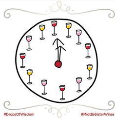 Wine O Clock, Middle Sister Wine, Does Wine Go Bad, Wine Tasting Near Me, Wine Merchant, Wine Down, Wine Deals, Types Of Wine, Wine Case