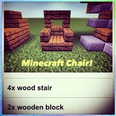 #Outdoor #Wicker #Minecraft Chair showcased on the... | Wicker Blog  wickerparadise.com