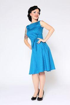 Monique Dress  Peacock Dimensions