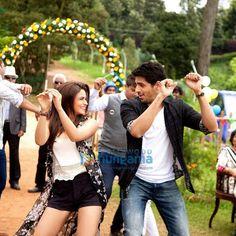 Siddharth and Alia...