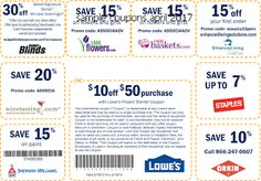 Coupon code for lowes httplowescouponncoupon code for home depot coupons april fandeluxe Gallery