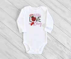 Little Ladybug Cute /& Funny Baby Boys Grow Body Suit Vest Top New Born Arrival Gift Idea 0-3 3-6 6-9 9-12 12-18 Months 0-3 Months
