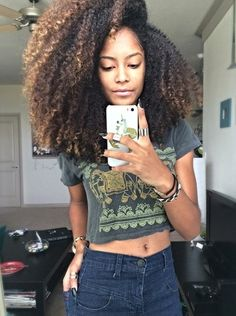 Dominique Ryonna naturally fierce Features long natural hair features big hair 3 years natural  Naturally Fierce Feature: Amber uncategorized naturally fier...
