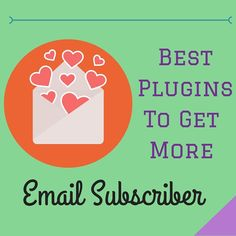 13 best WordPress plugin to Grow Email Subscribers 2016