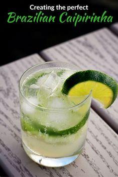 Creating the perfect Brazilian Caipirinha cocktail