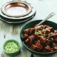 Pork Vindaloo by Neela Paniz