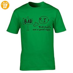 Fonfella SlogansHerren T-Shirt, Slogan Grün Kelly Green - Shirts mit spruch (*Partner-Link)