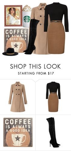 """Chic chick"" by fabulousfashions1234 ❤ liked on Polyvore featuring Miss Selfridge, Phase Eight, Primitives By Kathy, Kendall + Kylie and Janessa Leone"