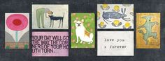 Art Collection Postcards
