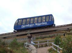 Cairngorm Mountain Railway (Base Station)