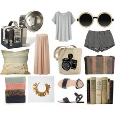 """""""By the seaside"""" by ecoglamwarrior on Polyvore"""