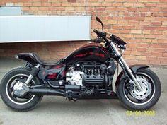 honda valkyrie custom - Google Search Motorcycle Types, Bobber Motorcycle, Honda Motorcycles, Custom Motorcycles, Custom Bikes, Goldwing Bobber, Honda Valkyrie, Triumph Rocket, Vintage Bikes