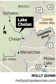 The Spokesman-Review: Lake Chelan hikers earn sweet reward in 18-mile trek to Stehekin
