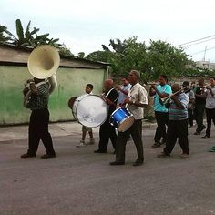 > Banda de Músicos #Jaraguenses   Foto: Yoris Rivas