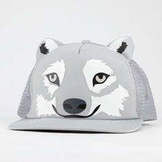 NEFF Wolf Mens Trucker Hat $23.87 | Tillys.com