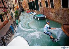Wakeboard Canal RedBull