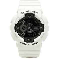 G-Shock Garish GA-110 ($160) ❤ liked on Polyvore