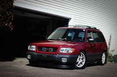 Nice Forester