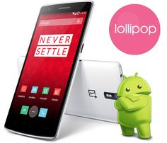 OnePlus One to soon get Android Lollipop Update