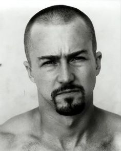 Edward Norton um... @Tracey Van Orsow, this is not how I remember him...