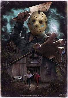 Friday The 13th - Jason Voorhees