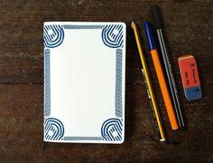 letterpress book cover