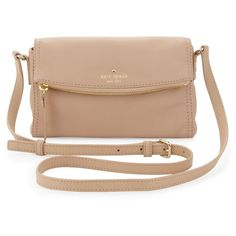 cobble Hill Carson Crossbody Bag found on Polyvore