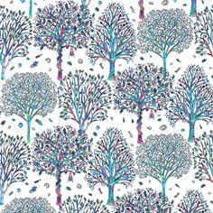 Liberty of London Tana Lawn: Artist's Tree B