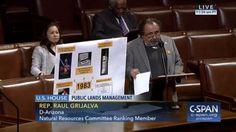 Who: Representative Raul Grijalva (D-Arizona) When: February...