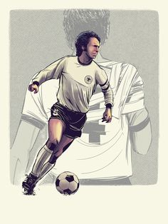 Retro Football, World Football, Football Soccer, Fifa, Sports Art, Lionel Messi, Soccer Players, World Cup, Germany