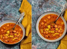 Chana Masala, Food And Drink, Vegetarian, Cooking, Health, Ethnic Recipes, Soups, Kitchen, Health Care