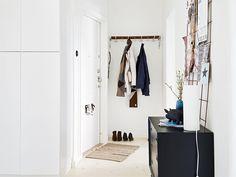 Een appartement met Zweedse klasse en een vleugje blauw - Roomed