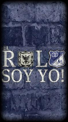 El rolo millonarios fc Blue Rain, Holi, Rap, Football, Wallpaper, Movie Posters, Funny Wallpapers, Soccer, Futbol