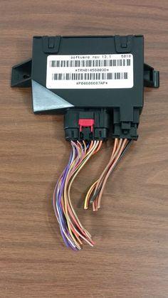 01-07 Town & Country Caravan Power Hatch Liftgate Control Module OEM P04686687AP #Mopar