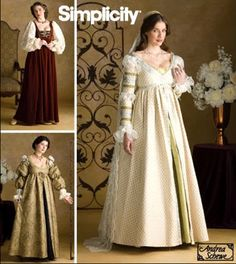 Image Detail for - French renaissance clothing from ever after