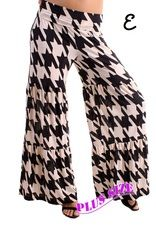 Hot in Houndstooth  Palazzos