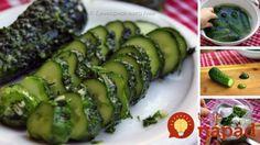 Úžasne chutné uhorky aj bez zavárania. Netradičný tip, ako ich pripraviť!