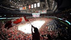 Hockey Canada Names Roster for 2016 Spengler Cup