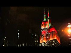 Watch the special effects of our Macy's Thanksgiving Day Parade lighting! #MacysParade