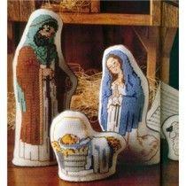 30+ Christmas Cross Stitch Patterns Stockings Samplers Nativity & more