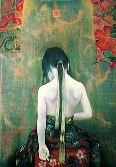 alexandrainspire:  Kyosuke Chinai